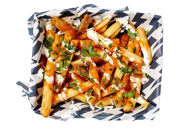 Chipuffalo Fries