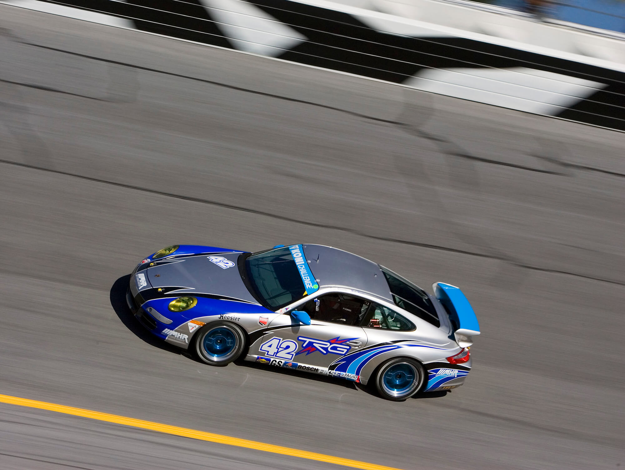 Matt Harris NASCAR